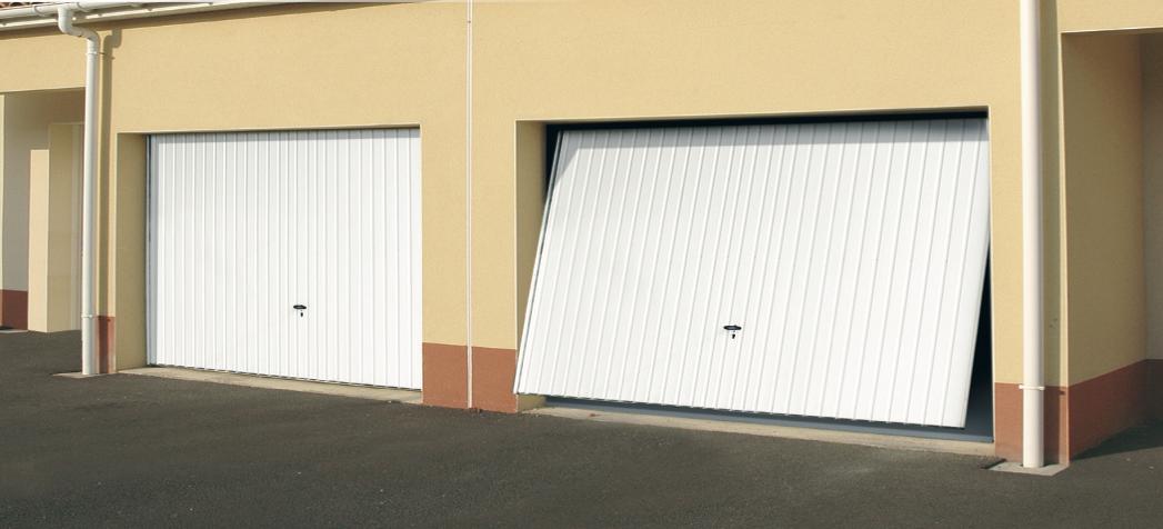 Porte de garage basculante NOVOFERM DMW®