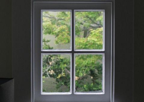 Fenêtre PVC fixe hublot verrière PVC - EPMR Menuiserie Pennes Mirabeau 13
