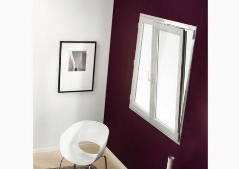 Fenêtre PVC Baie vitrée oscillo-battante - ©ELVA - EPMR Menuiserie Marseille