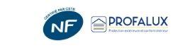 Brise soleil orientable BSO Profalux certifié NF - Disponible chez EPMR aux Pennes-Mirabeau