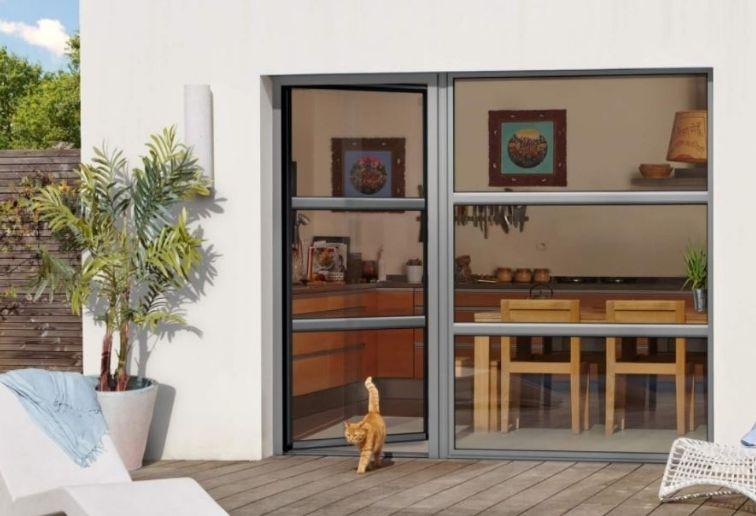 Fenêtres mixtes alu-PVC AM-X Atlantem chez EPMR aux Pennes-Mirabeau 13